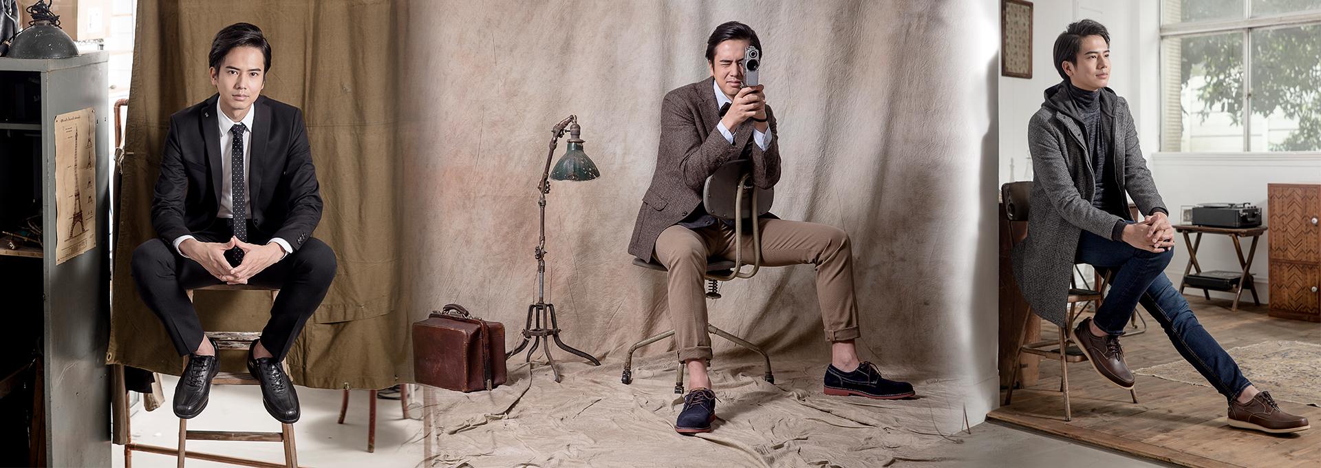 HAWKINS TRAVELLER 正裝新世代 : 紳士品格從日常做起